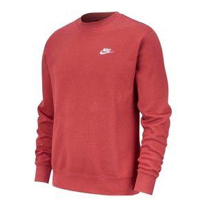 Nike Sportswear Club Fleece Crewneck Sweater Small